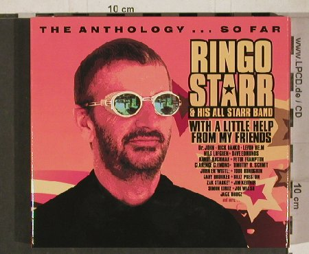 Starr,Ringo & his All Star Band: With a Little Help from..,V.A.,Digi, Eagle/MusicAvenue(250275), EU, 2010 - 3CD - 80787 - 15,00 Euro