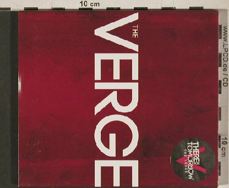 There for Tomorrow: The Verge, Hopeless(HR 728), , 2011 - CD - 80862 - 7,50 Euro