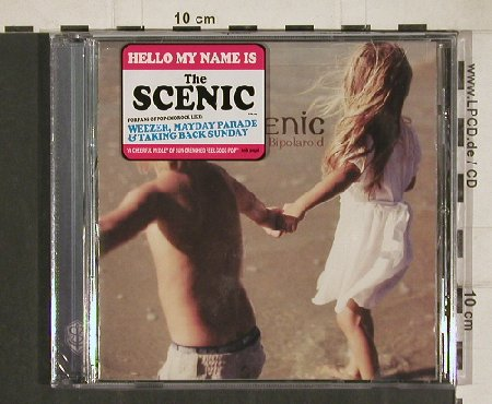 Scenic - The: Bipolaroid, FS-New, Victory(VR587), US, 2010 - CD - 80934 - 5,00 Euro