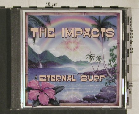Impacts: Eternal Surf, 15 Tr. Like New, Gee-Dee(270126-2), D, 1997 - CD - 81021 - 10,00 Euro