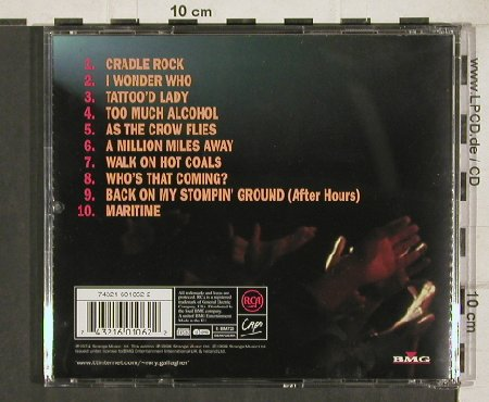 Gallagher,Rory: Irish Tour'74 (remaster), RCA(), EU, 1998 - CD - 81320 - 7,50 Euro