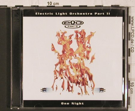 ELO: Part II One Night, SPV(089-44072), D, 1996 - 2CD - 81994 - 6,00 Euro