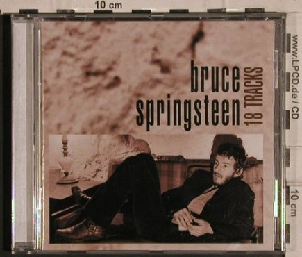 Springsteen,Bruce: 18 Tracks, Columbia(), A, 1999 - CD - 82059 - 5,00 Euro