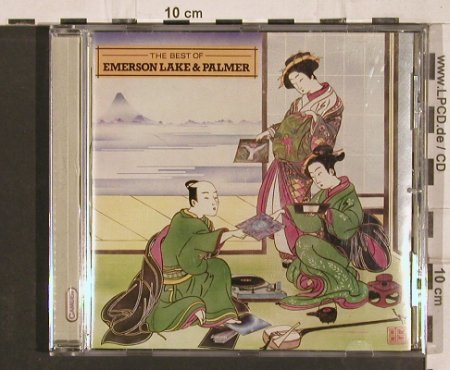 Emerson,Lake & Palmer: The Best Of ELP,16 Tr., Sony(886979022829), EU, 2011 - CD - 82163 - 7,50 Euro