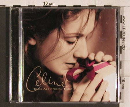 Dion,Celine: These Are Special Times, Columbia(492730 2), A, 1998 - CD - 82176 - 5,00 Euro
