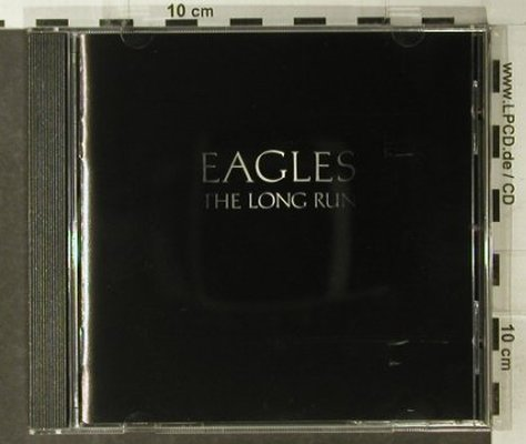 Eagles: The Long Run, Asylum(508-2), D, 1979 - CD - 82237 - 5,00 Euro