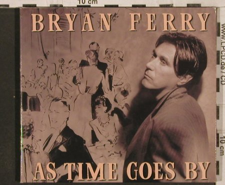 Ferry,Bryan: As Time Goes By, Digi, Virgin(8482712), EU, 1999 - CD - 82253 - 5,00 Euro