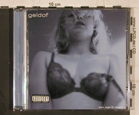 Geldof: Sex, Age & Death, Eagle(), D, 2001 - CD - 82267 - 5,00 Euro