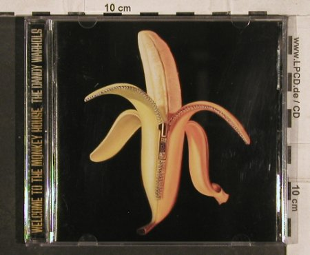 Dandy Warholes: Welcome to the Monkey House, Capitol(), , 2003 - CD - 83060 - 5,00 Euro