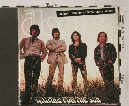 Doors: Waiting For The Sun, Digi, FS-New, Elektra(), EU,  - CD - 90373 - 12,50 Euro