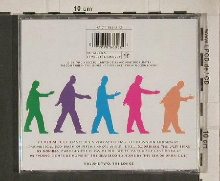 Genesis: Live/The Way We Walk,Vol.2, FS-New, Virgin(GEN CD 5), NL, 9013 - CD - 90416 - 10,00 Euro