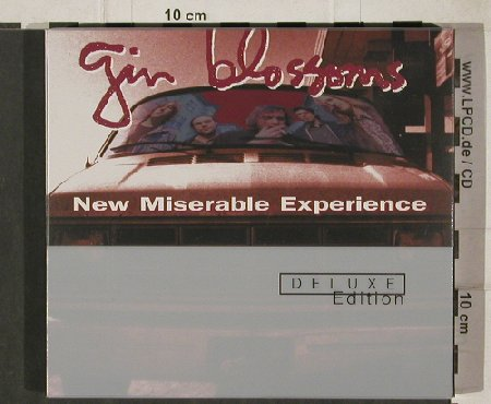Gin Blossoms: New Miserable Experience,Deluxe Ed., AM(), D, 2002 - 2CD - 90735 - 10,00 Euro
