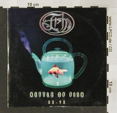 Fish: Kettle of Fish,88-98, Digi,Promo, Roadru.(365), , 1998 - CD - 91181 - 10,00 Euro