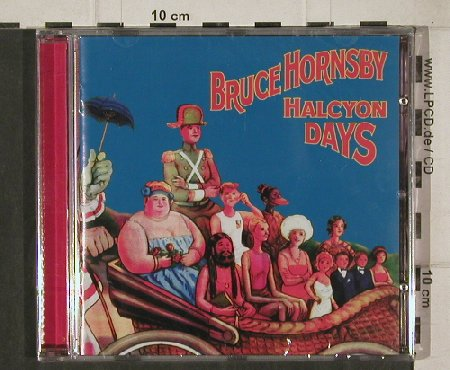 Hornsby,Bruce: Halcyon Days, FS-New, Columbia(), D, 2004 - CD - 91924 - 10,00 Euro