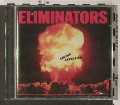 Eleminators, the: Loving Explosion '74, FS-New, Soul Brother(), , 1999 - CD - 91932 - 10,00 Euro