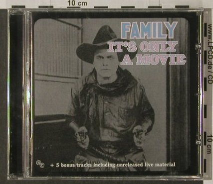 Family: It's Only A Movie'73, 14Tr., FS-New, Mystic(174), UK, 2003 - CD - 92007 - 10,00 Euro