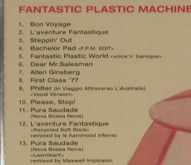 Fantastic Plastic Machine: Same, FS-New, Bungalow(), D, 1998 - CD - 92575 - 10,00 Euro