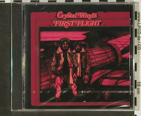 Crystal Winds: First Flight(82), FS-New, Escrow Records(23012-ESC), UK, 2003 - CD - 92947 - 7,50 Euro