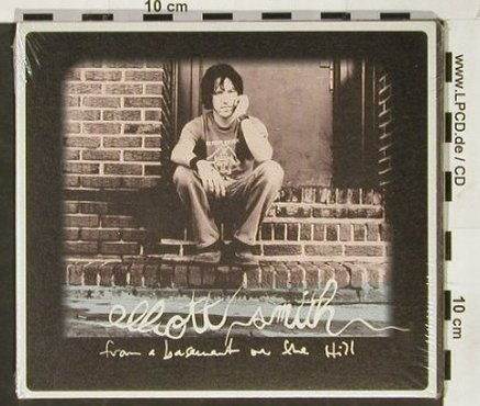 Smith,Elliott: From a Basement on the Hill, FS-New, Domino(WIGcd147), EU,Digi, 2004 - CD - 92980 - 10,00 Euro