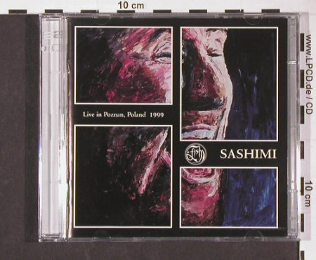 Fish: Sashimi-Live in Poznan,Poland 1999, Chocolate Frog(), EU, 2001 - 2CD - 93262 - 11,50 Euro