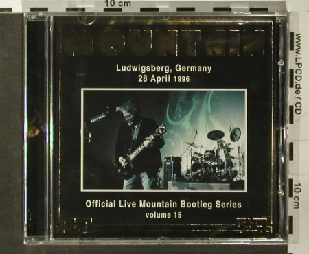 Mountain: Live at the Scala Ludwigsberg 1996, Voiceprint(VPTMQ048cd), UK,FS-New, 2006 - CD - 93595 - 11,50 Euro