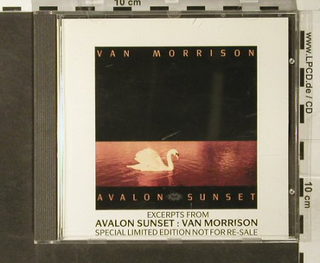 Morrison,Van: Excerpts fr.Avalon Sunset,Promo EP, Polydor(), D, 1989 - CD5inch - 93740 - 12,50 Euro