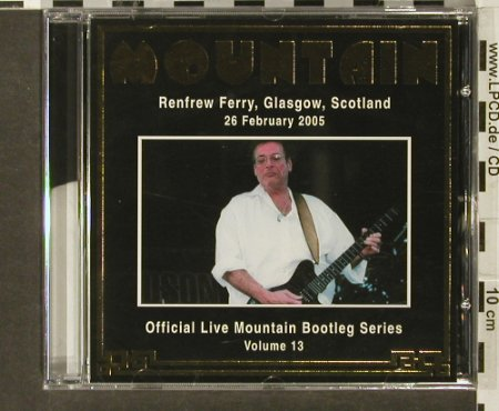 Mountain: Live at the Renfrew Ferry 2005, Voiceprint(), UK,FS-New, 2006 - CD - 94011 - 11,50 Euro