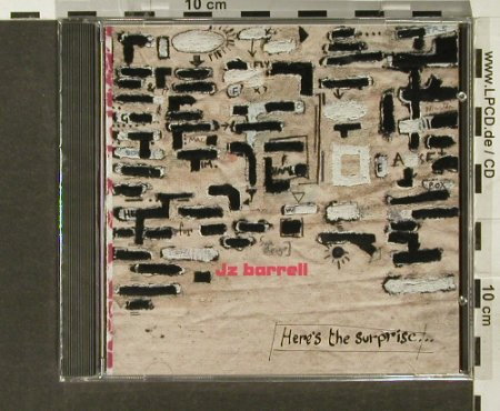 JZ Barrel: Here's the Surprise..., FS-New, Ng Rec.(), US,  - CD - 94088 - 7,50 Euro