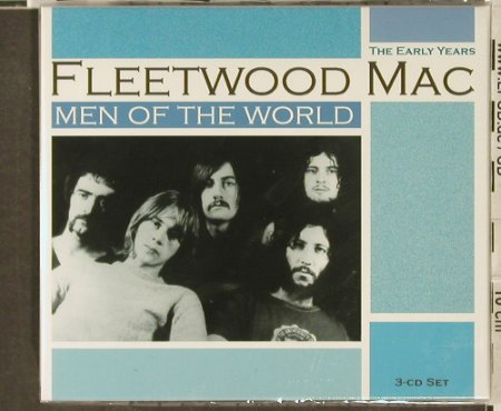 Fleetwood Mac: Men of the World,EarlyYears,BoxSet, Sanctuary(), UK,FS-New, 2005 - 3CD - 94107 - 12,50 Euro