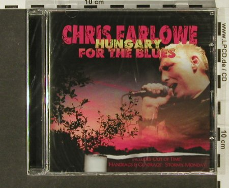 Farlowe,Chris: Hungary for the Blues, FS-New, United Producers Rec.(), , 2005 - CD - 94120 - 10,00 Euro