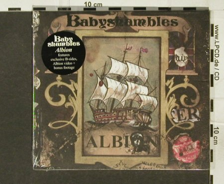 Baby Shambles: Albion+2+video, FS-New, Rough Trade(), EU, 2005 - CD5inch - 94230 - 4,00 Euro