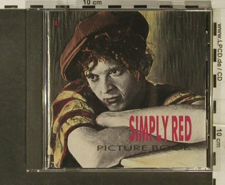Simply Red: Picture Book, Elektra(960 452-2), D, 1985 - CD - 95459 - 10,00 Euro