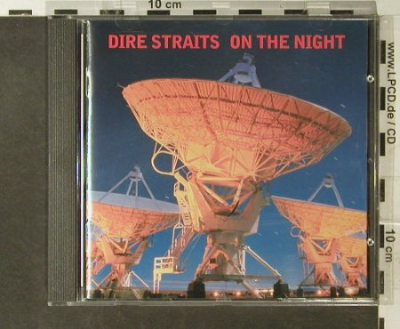 Dire Straits: On The Night (DSC), Vertigo(79 693 8), D, 1993 - CD - 95469 - 10,00 Euro