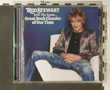 Stewart,Rod: Still The Same...Great Rock Classic, J Records(), US co, 2006 - CD - 95542 - 10,00 Euro