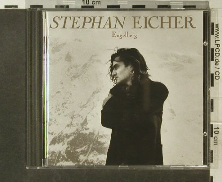 Eicher,Stephan: Engelberg, Barclay(849 389-2), D, 1991 - CD - 95565 - 10,00 Euro