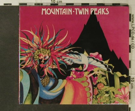 Mountain: Twin Peaks, Digi, FS-New, Repertoire(RES 2331), D, 2005 - CD - 95695 - 11,50 Euro