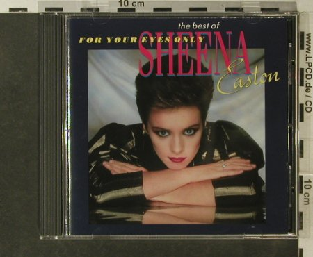 Easton,Sheena: For Your Eyes Only, Best Of, EMI(CDP 7 92098 2), D, 1989 - CD - 95719 - 7,50 Euro