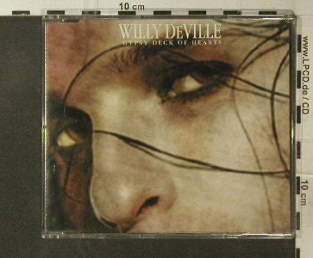 de Ville,Willy: Gypsy Deck Of Hearts+2, EW(), D, 1999 - CD5inch - 95785 - 3,00 Euro