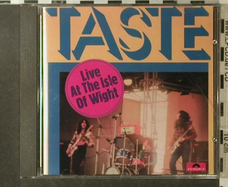 Taste: Live At Isle Of Wight, Polydor(841 601-2), D, 1972 - CD - 95944 - 10,00 Euro