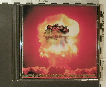 Jefferson Airplane: Crown Of Creation, 11 Tr., RCA(), D, 1968 - CD - 96002 - 10,00 Euro