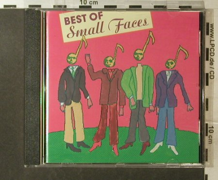 Small Faces: Best Of, 21 Tr., Deram(845 569-2), D,  - CD - 96011 - 10,00 Euro