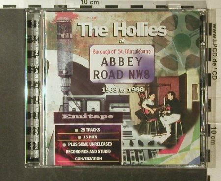 Hollies: At Abbey Road-'1963 to 1966,28Tr., EMI(), EEC, 1997 - CD - 96016 - 10,00 Euro