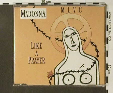 Madonna: Like A Prayer*3, Sire(7599 21190-2), D, 1989 - CD5inch - 96424 - 4,00 Euro