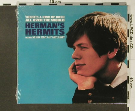 Herman's Hermits: There's A Kind Of Hush...22Tr.,Digi, Repertoire(REP 4849), FS-New, 2001 - CD - 96563 - 10,00 Euro