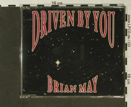 May,Brian: Driven By You+2, Parlophone(), NL, 1991 - CD5inch - 96794 - 5,00 Euro