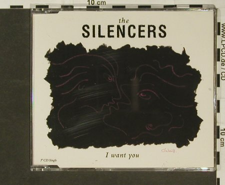 Silencers: I want you, RCA(), D, 91 - CD5inch - 96817 - 2,50 Euro