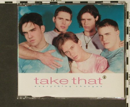Take That: Everything Changes+3, BMG(), UK, 94 - CD5inch - 96820 - 2,50 Euro