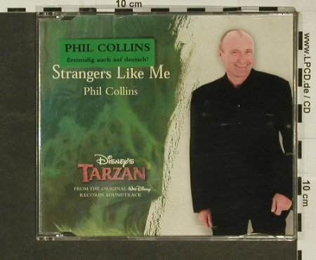 Collins,Phil: Strangers like me*3, Edel(), D, 99 - CD5inch - 96852 - 4,00 Euro