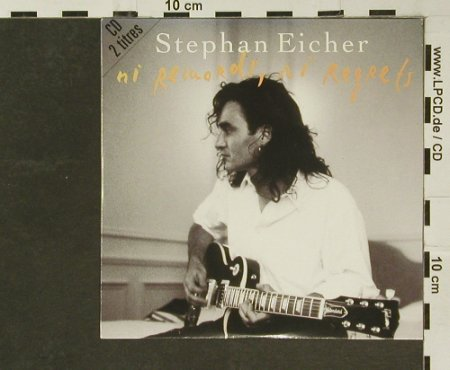 Eicher,Stephan: Ni Remords, ni Regrets+1, Digi, Barclay(), F, 93 - CD5inch - 96853 - 4,00 Euro