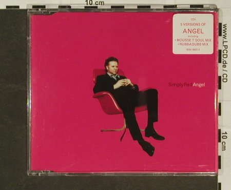 Simply Red: Angel*5 (CD1), EW(), D, 96 - CD5inch - 96861 - 4,00 Euro